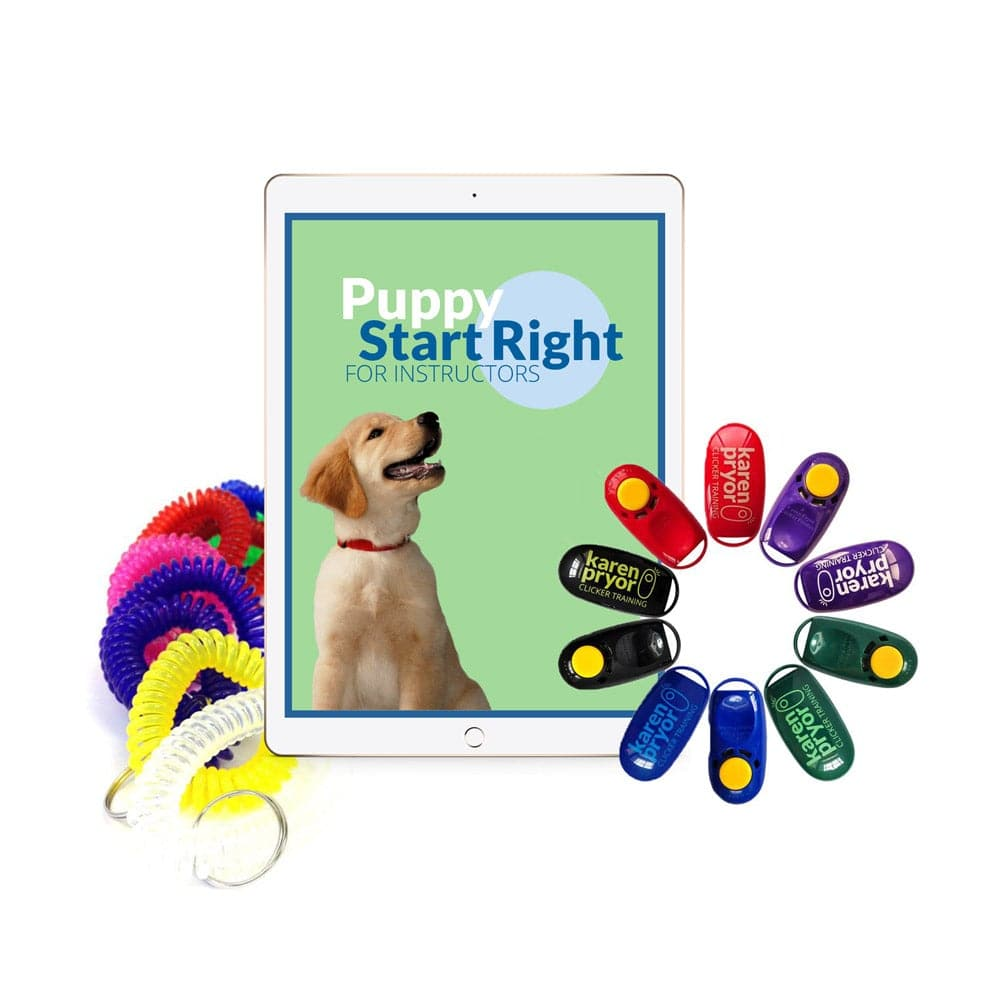 Puppy Start Right: Instructors Bundle