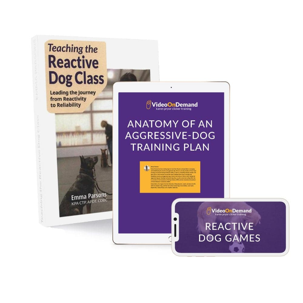 The Reactive Dog: Instructors Bundle
