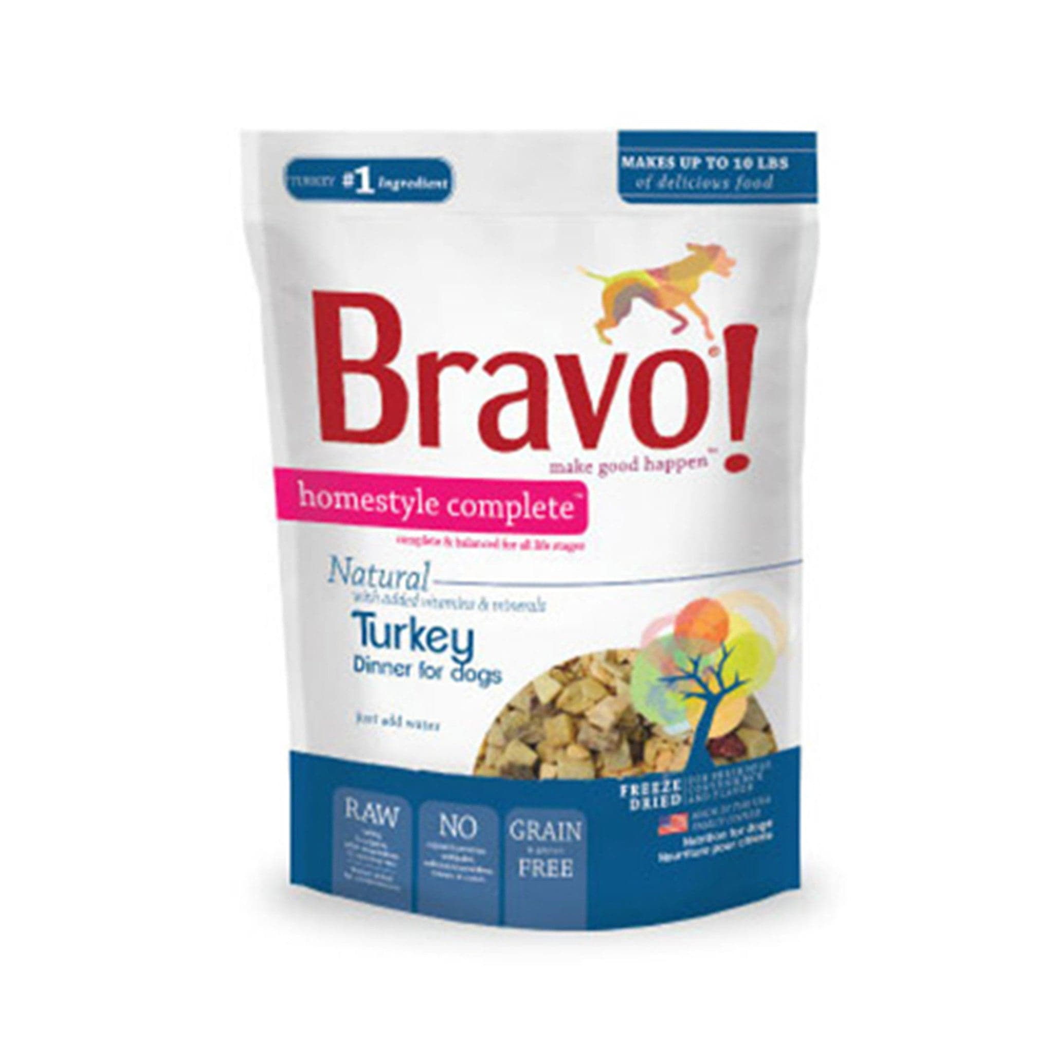Bravo! Homestyle Complete Dinners for Dogs