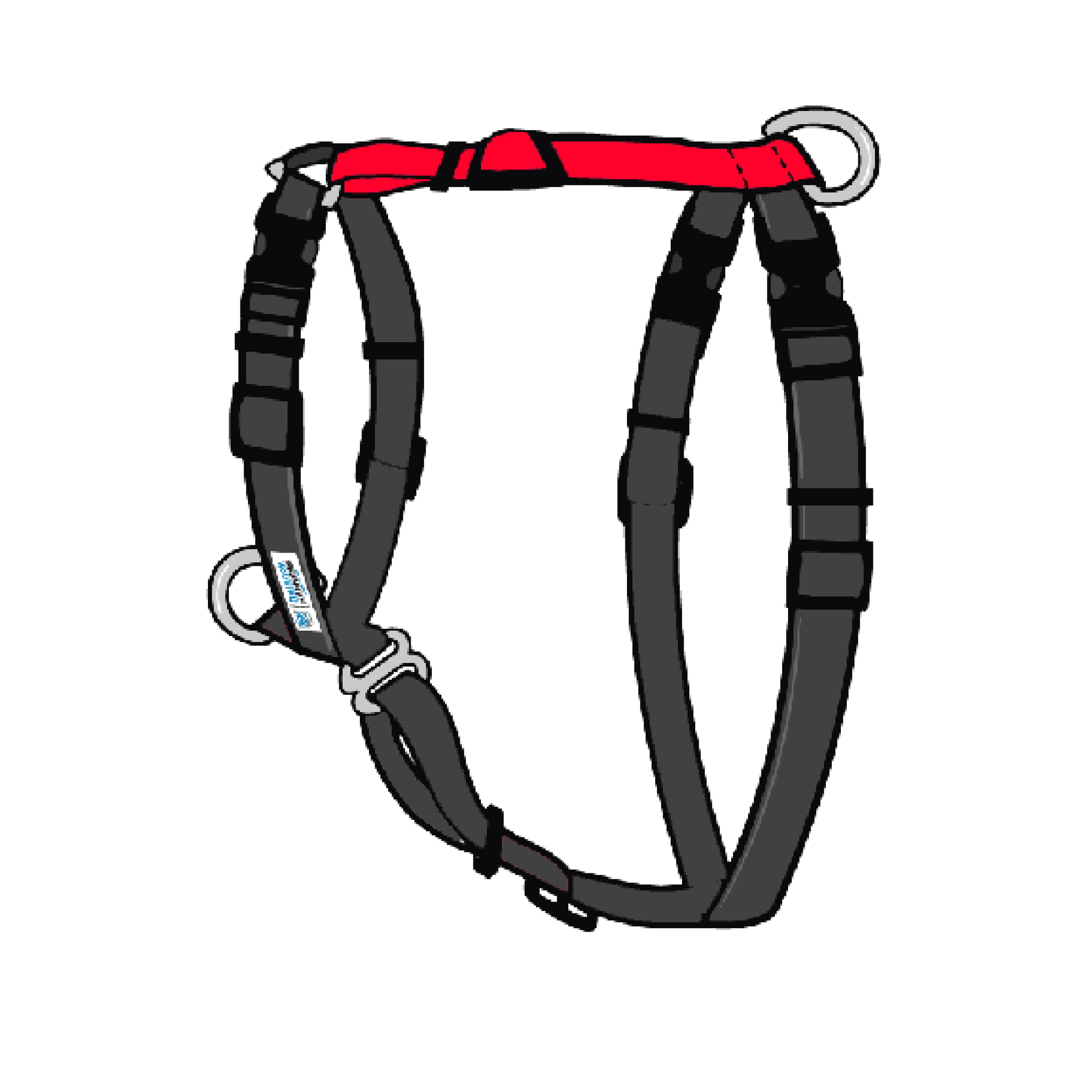 Balance Buckle Neck Harness
