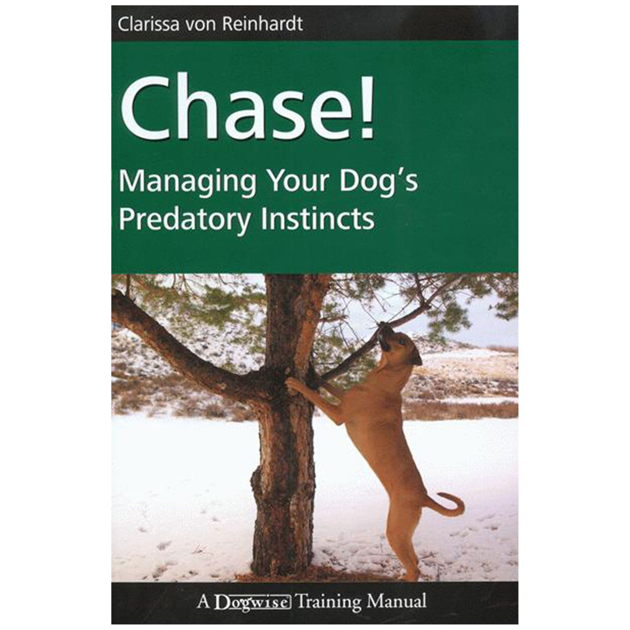 Chase! Managing Your Dog's Predatory Instincts