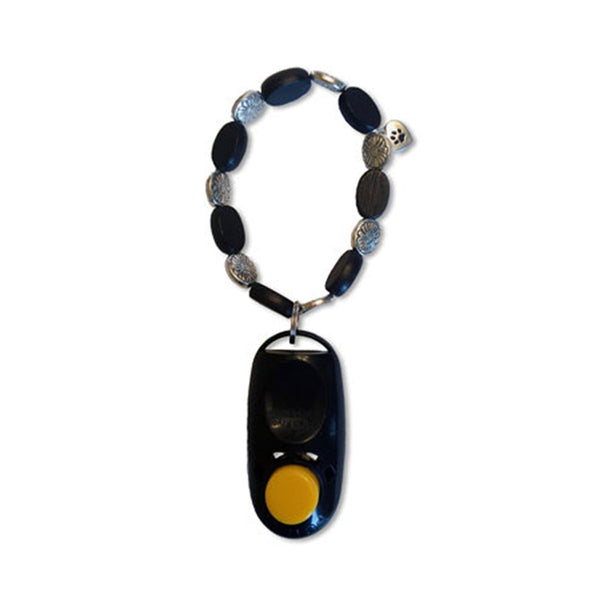 Clicker bling bracelets karen pryor clicker training for Www clickerproducts com