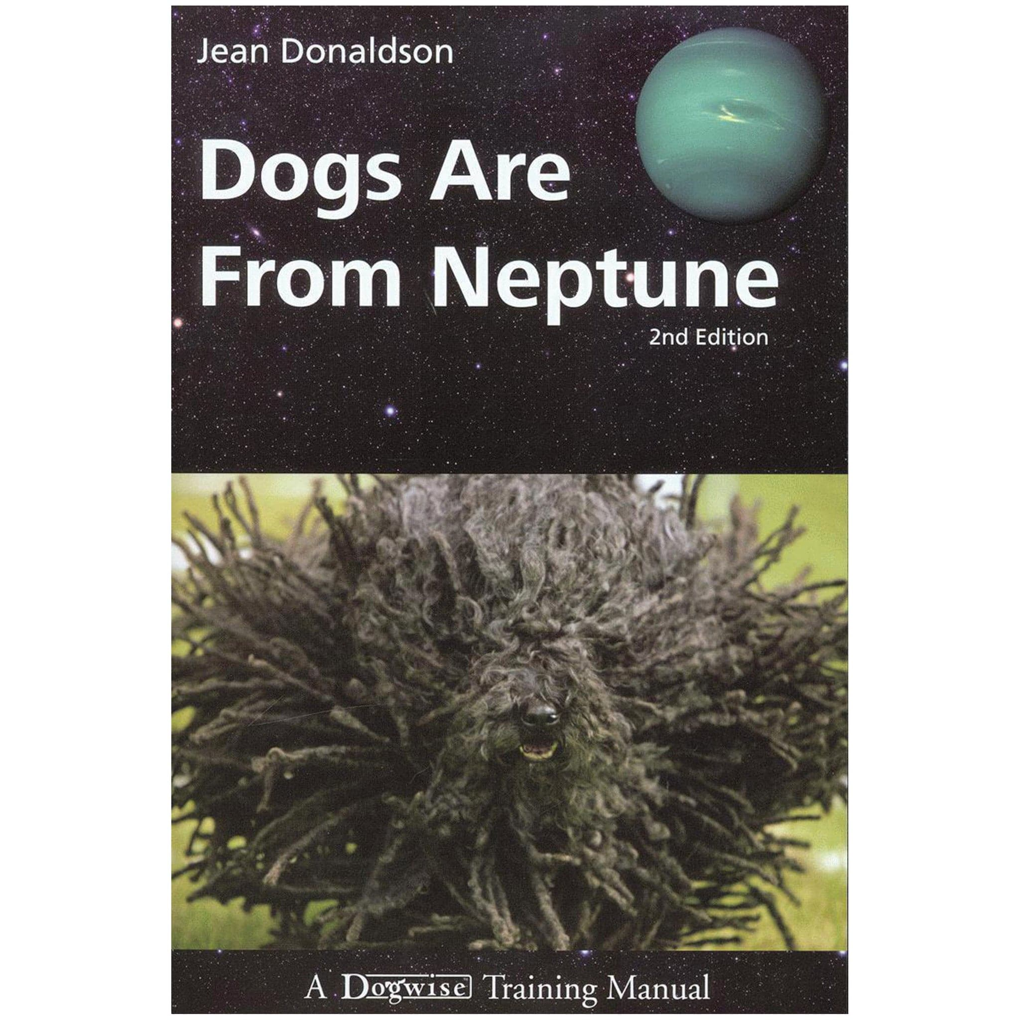 Dogs are From Neptune 2nd Edition - Kindle