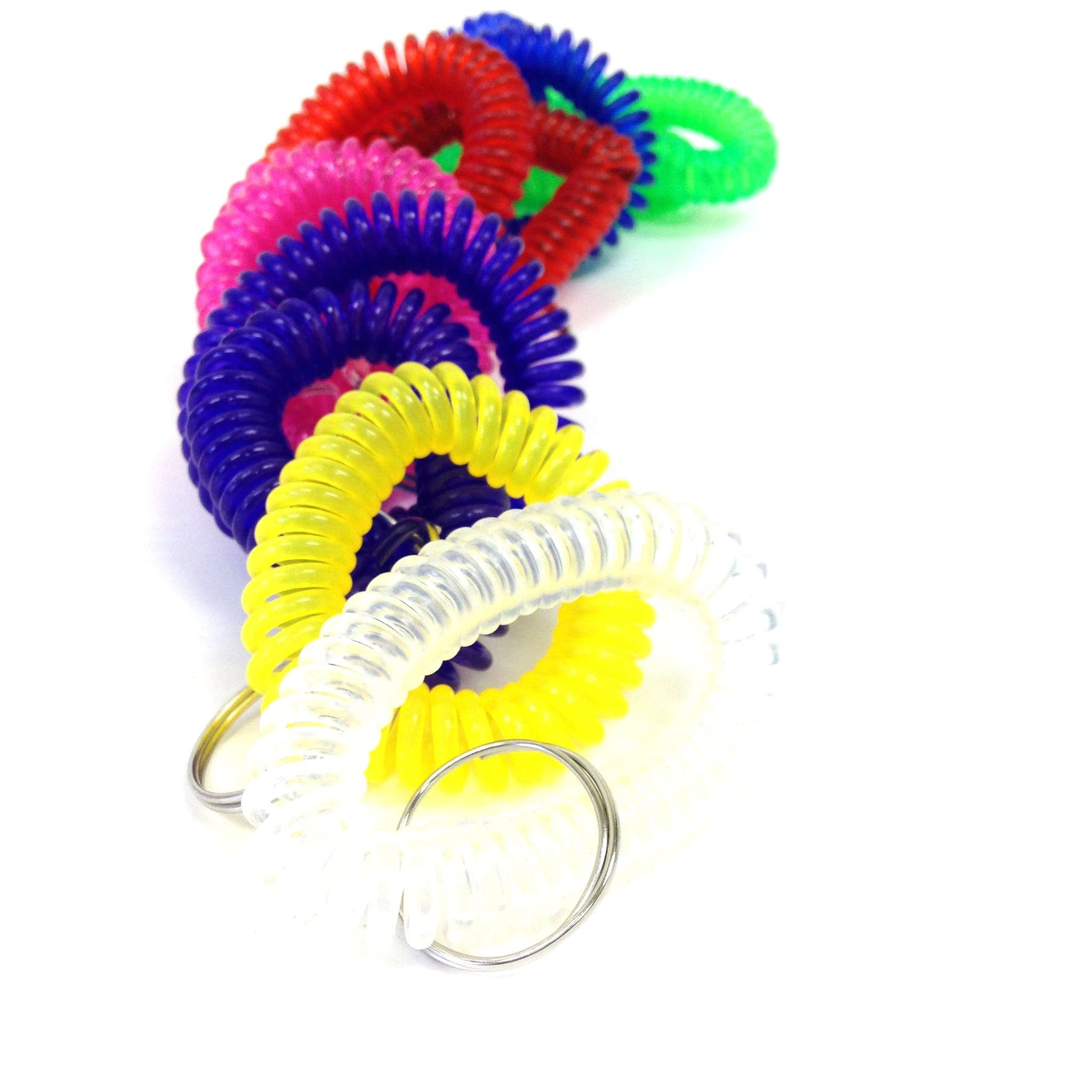 Rainbow Color Wrist Coil - Bulk Orders