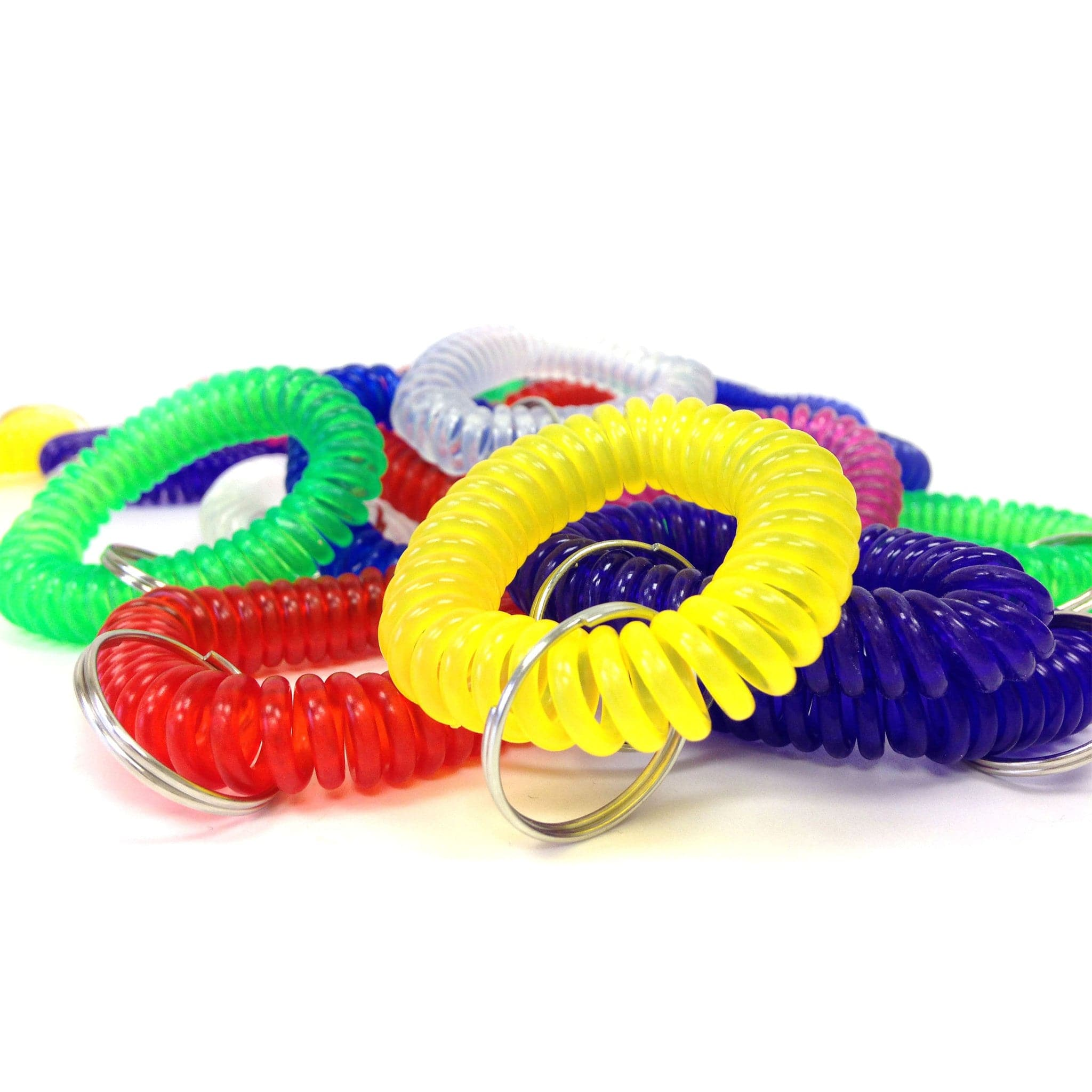 Rainbow Color Wrist Coil