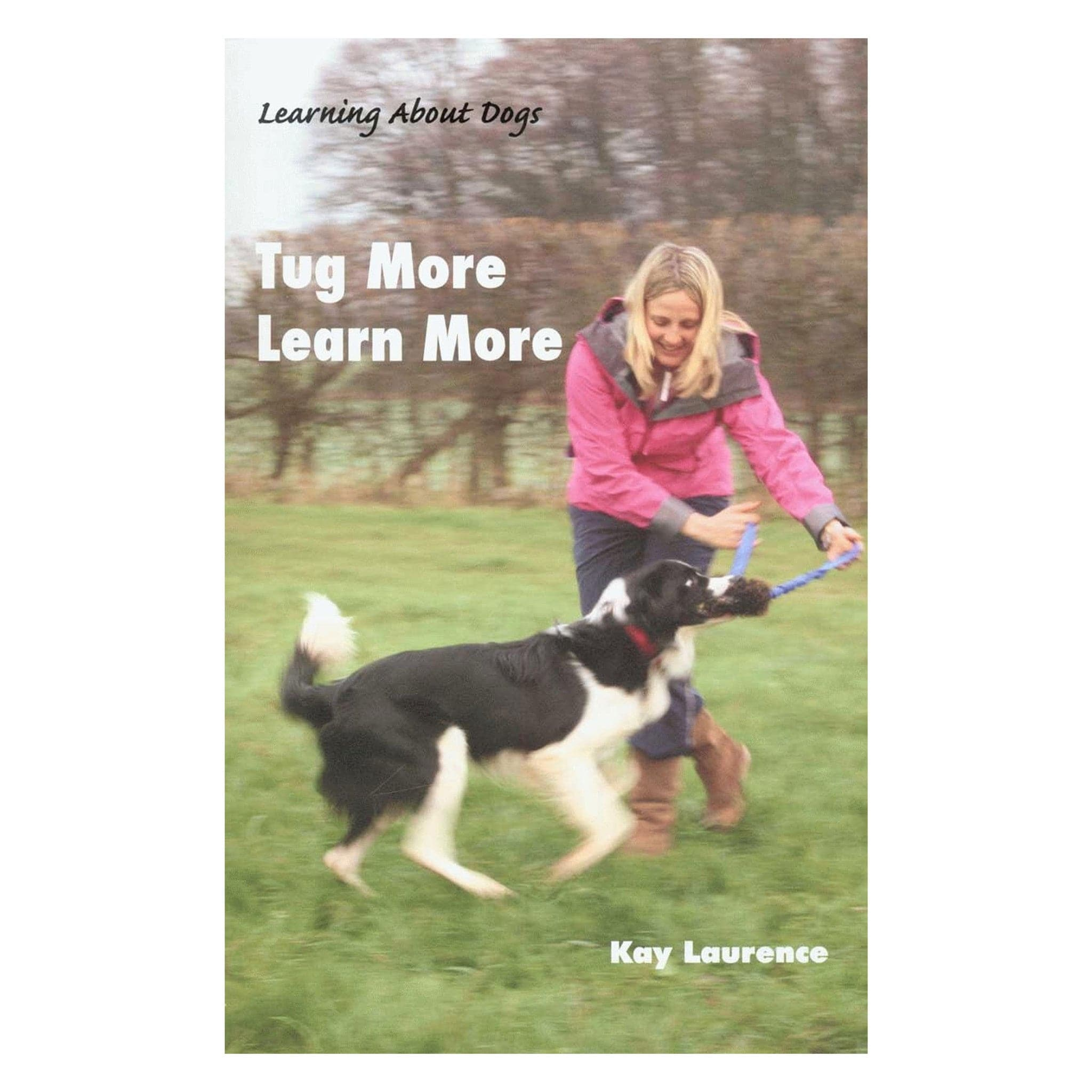 Tug More Learn More Book & DVD Set