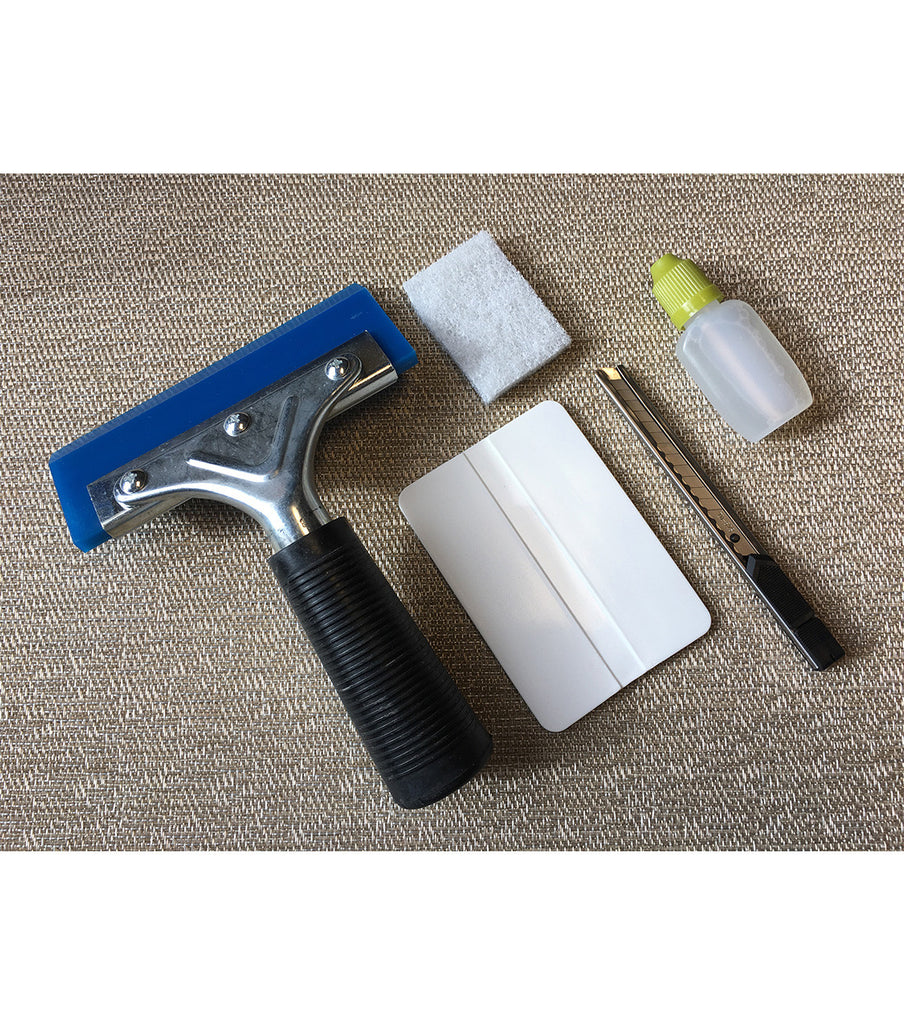 Application Tool Kit For Architectural Window Tint Film Installation AR-T5