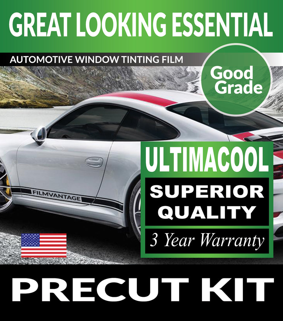 UltimaCool PreCut Kit Auto Window Tinting Tint Film