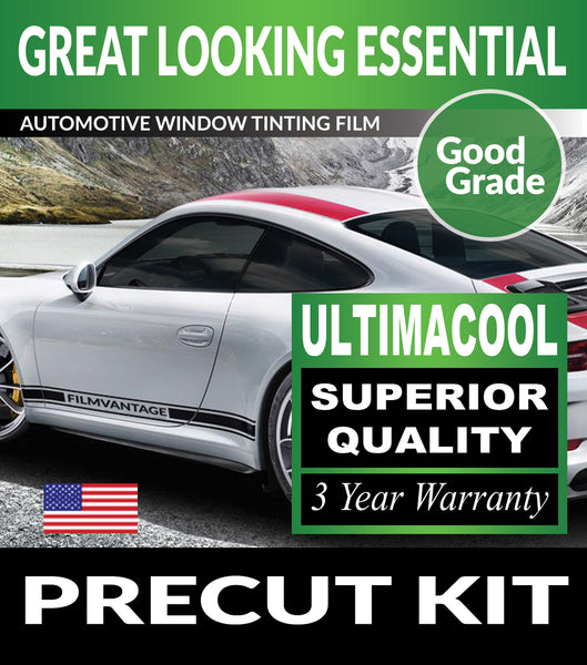 UltimaCool PreCut Window Tint Film For Automotive Tinting