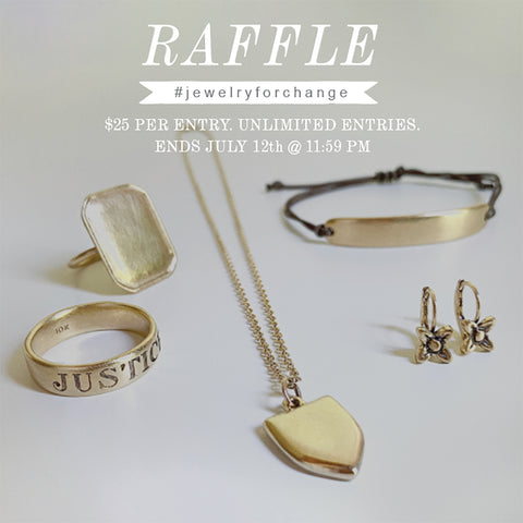 RAFFLE for JUSTICE