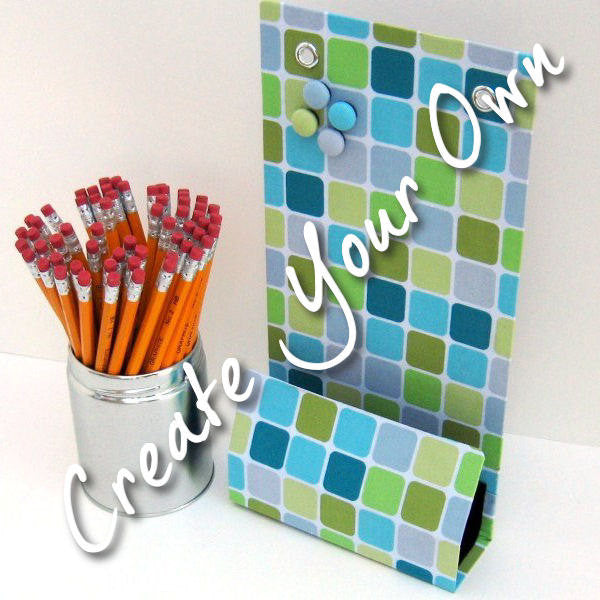 pick-your-own-fabric-locker-size-small-message-center-magnet-board-with-pocket-6x12-inches