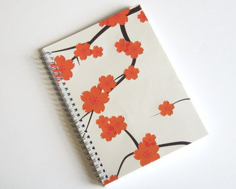 large-coupon-organizer-with-14-pockets-pre-printed-labels-included-ivory-cherry-blossoms