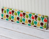 magnet-board-6inx24in-dorm-decor-colorful-apples-fabric