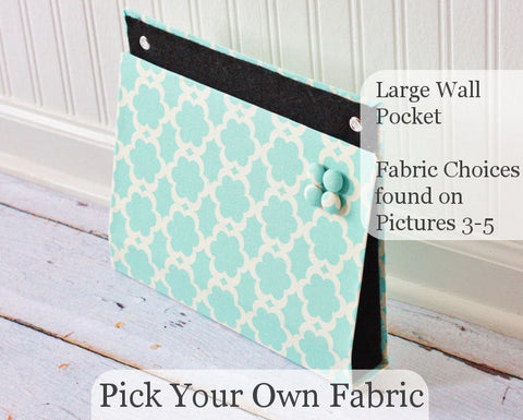pick-your-own-fabric-large-wall-pocket-magnet-board-file-and-mail-holder