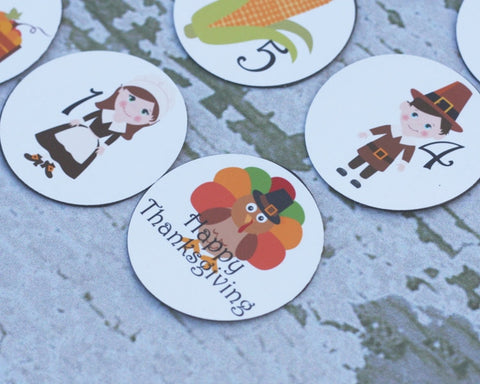 thanksgiving-countdown-magnet-set