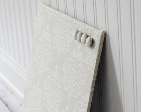 fabric-covered-magnet-board-12-inch-x-12-inch-covered-in-beige-ribbon-damask-fabric