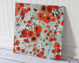 fabric-covered-magnet-board-16-inch-x-16-inch-covered-in-poppies-on-greenish-gray