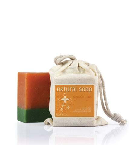 Tangerine Sage Bar Soap 6oz