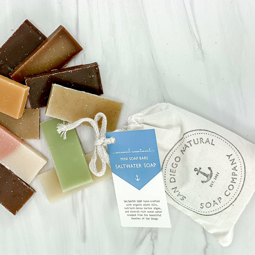 Mini Soap Bars