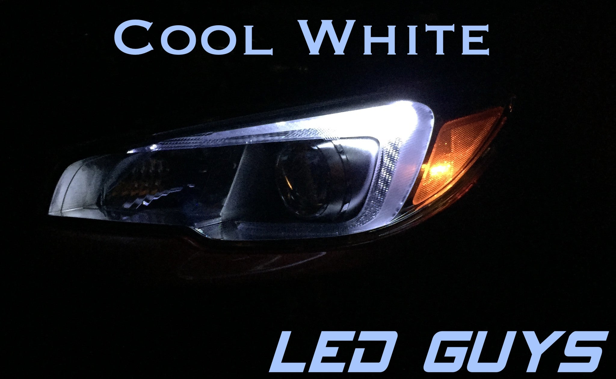 Halogen Light For Cars >> Subaru C Light Kit | LED GUYS
