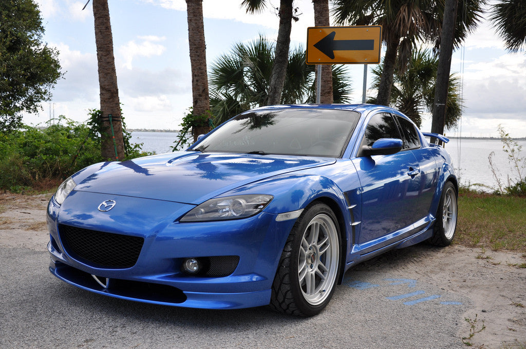 Interior, Trunk, & License LED Kit Mazda RX-8