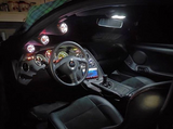Interior, Trunk, & License Plate Kit Toyota Supra MKIV