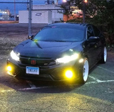 Low Beam Headlights Honda Accord