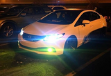 High Beam & DRL Kit Honda Civic
