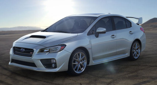 Interior, Trunk, & License Plate Kit Subaru WRX & STi