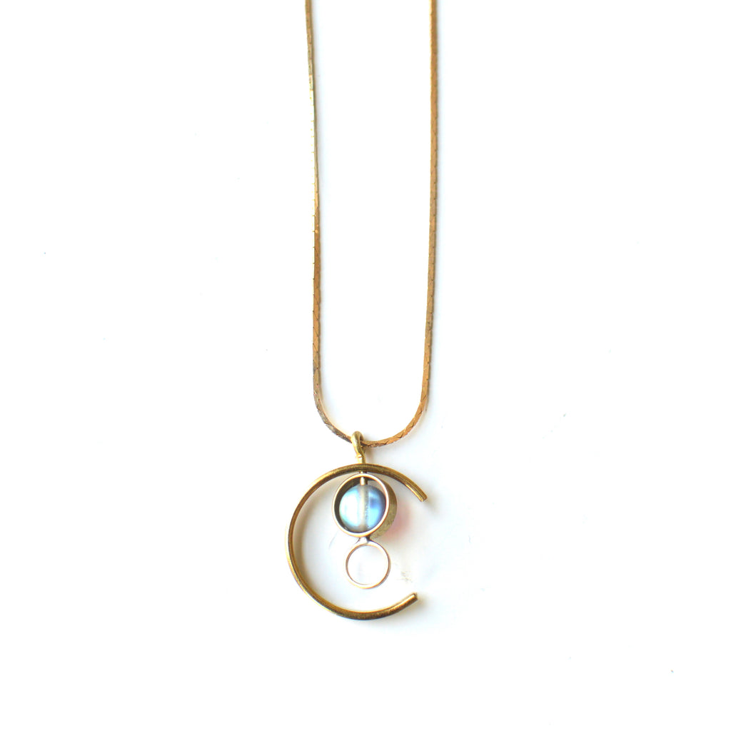 Mystic Quartz Catena Necklace