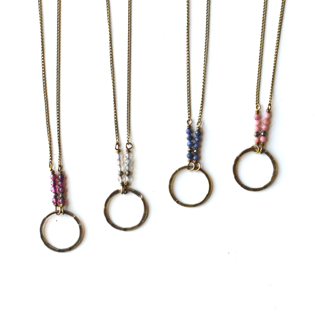 Dainty Karma Necklace