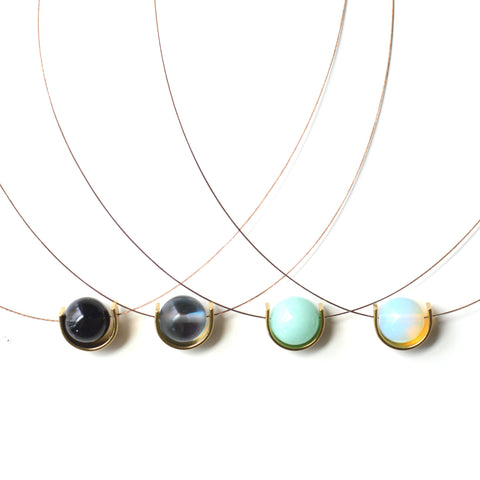 Eclipse Illusion Necklace