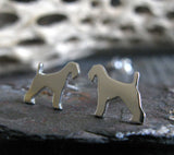 Cute Earrings For Terrier Owner