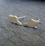 Beaver Stud Earrings