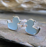 Rubber Duckie Stud Earrings