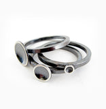 Penumbra Stacking Rings