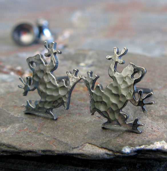 Frog Stud Earrings