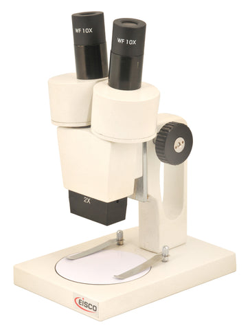 Microscope Stereoscopic with upright eyetube