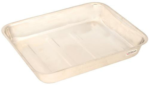 Dissecting Tray, S.Steel without wax,  Size : 25x20cm