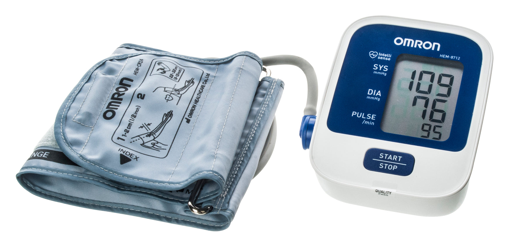 Blood Pressure Apparatus - Digital