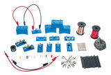 EISCO Comprehensive Basic Electricity Kit (3 Part Kit)