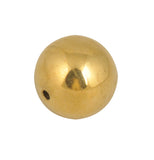 "1"" Drilled Brass Ball - Pendulum Demonstrations"