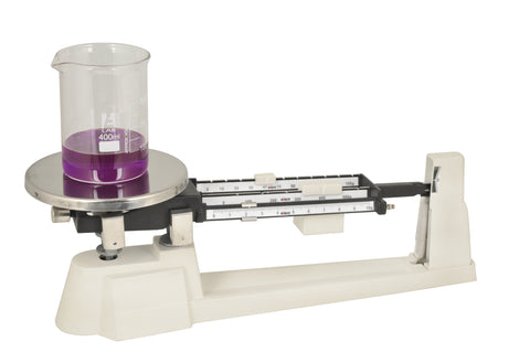 EISCO Triple Beam Balance, 610g Capacity, 0.1g Sensitivity