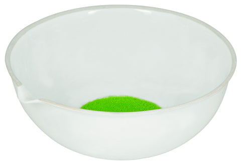 Basin Evaporating - Porcelain, deep form with spout, 275 ml
