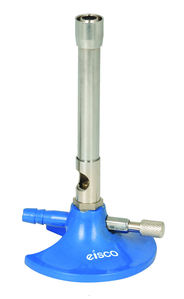 Burner Bunsen with Needle Valve, Natural Gas