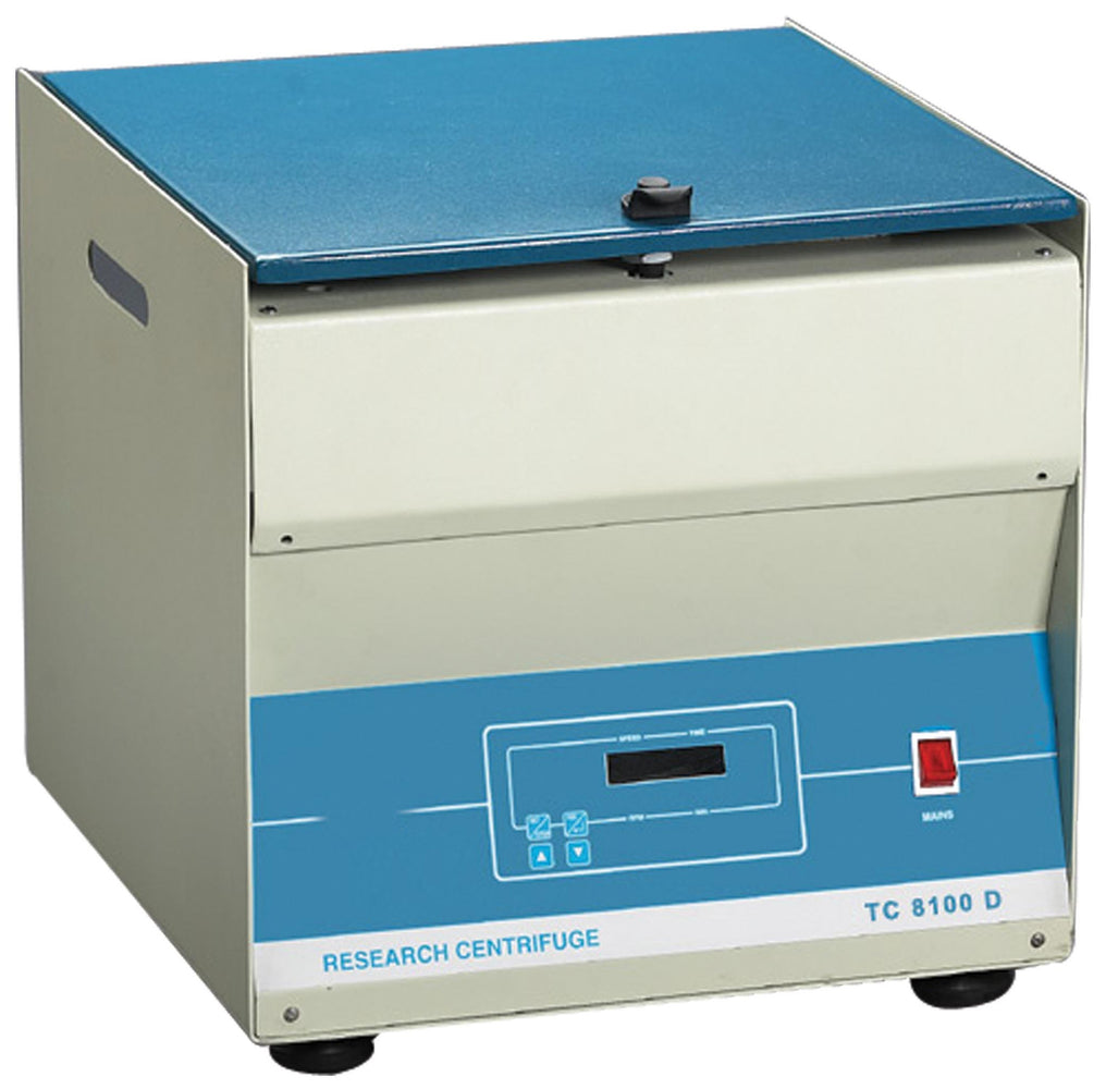 Centrifuge Research Low speed, Model TC8104, Cap. 8x100ml, RPM 7000