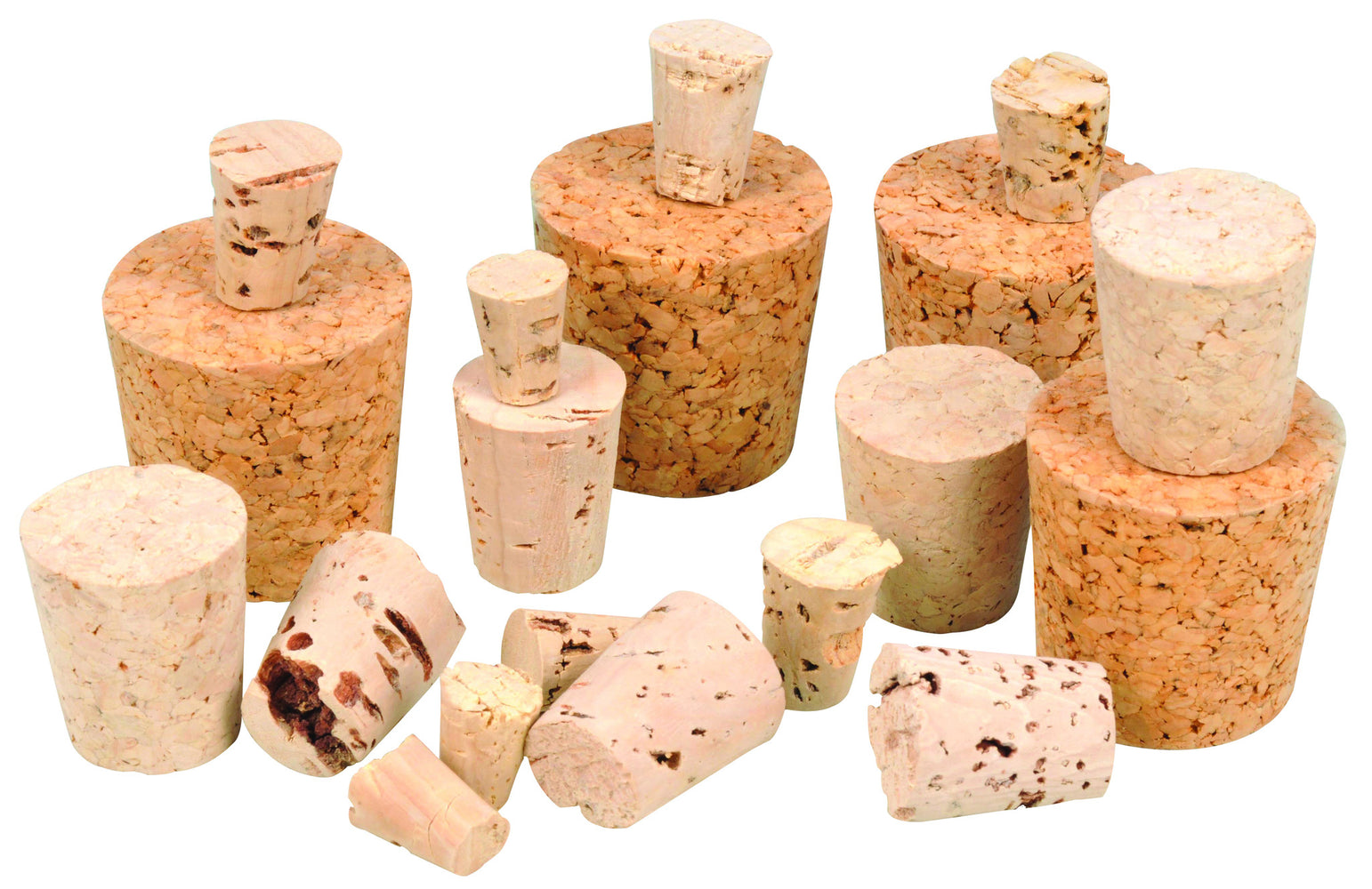 Cork Stopper - Bark