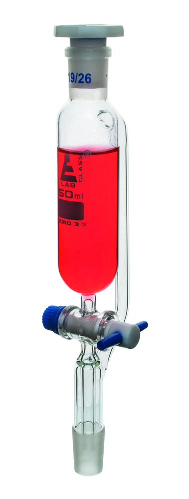 Funnel Dropping - Cylindrical - Pressure Equalising, 250 ml, 29/32