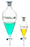 Funnel Separating - Squibb, Glass Stopcock, 50 ml, Graduated