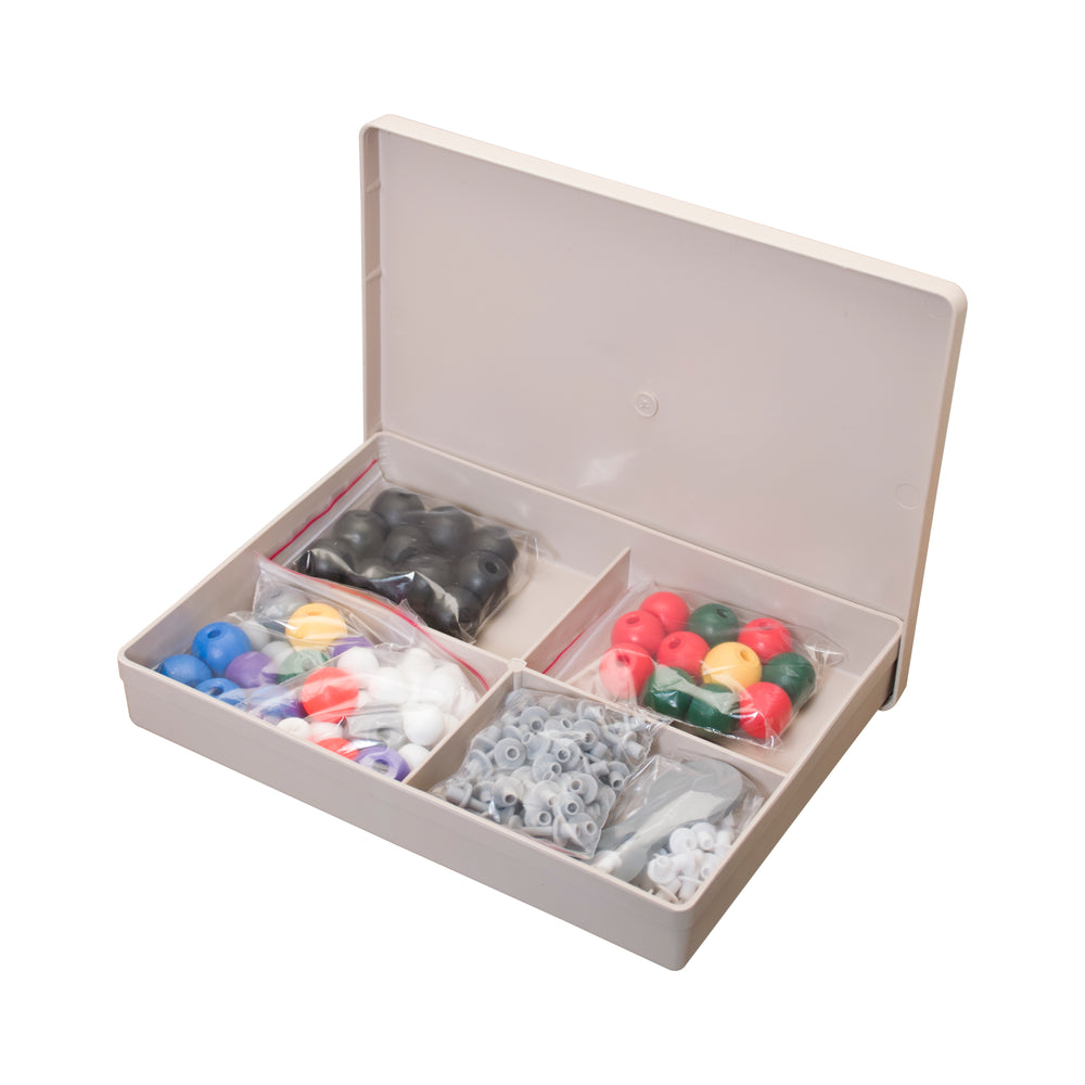 Eisco Labs Teacher Inorganic and Organic Chemistry Molecular Model Set, 101 Pieces